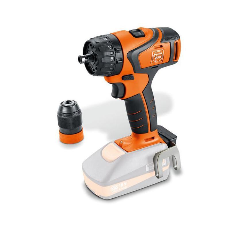Akumulátorový vŕtací skrutkovač ABS 18 Q Select