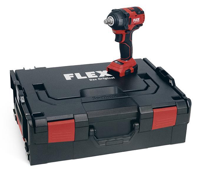 """Akumulátorový rázový uťahovač 18,0 V IW 1/2"""" 18.0-EC L-BOXX"""
