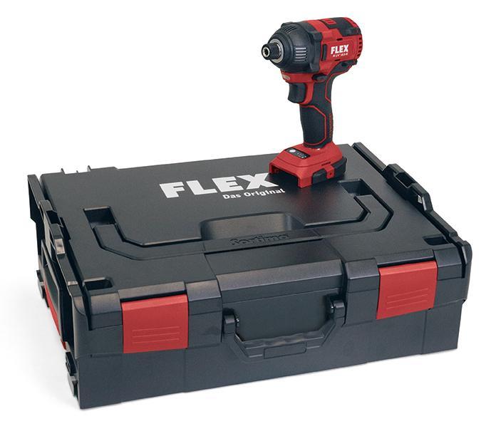 """Akumulátorový rázový uťahovač 18,0 V ID 1/4"""" 18.0-EC L-BOXX"""