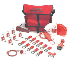 Valve Lockout Kit (EN)