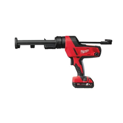 M18™ dávkovacia pištoľ s držiakom pre 310 ml kartuše C18 PCG/310C-201B