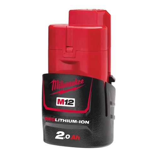 M12™ akumulátor 2,0 Ah M12 B2