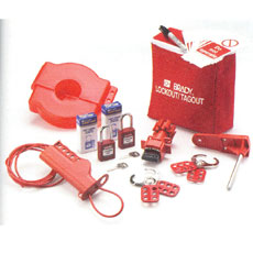 Small adjustable Lockout Kit (EN)