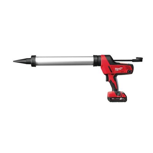 M18™ dávkovacia pištoľ s 600 ml hliníkovým púzdrom C18 PCG/600A-201B