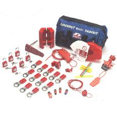 Valve and Electrical Lockout Kit (EN)