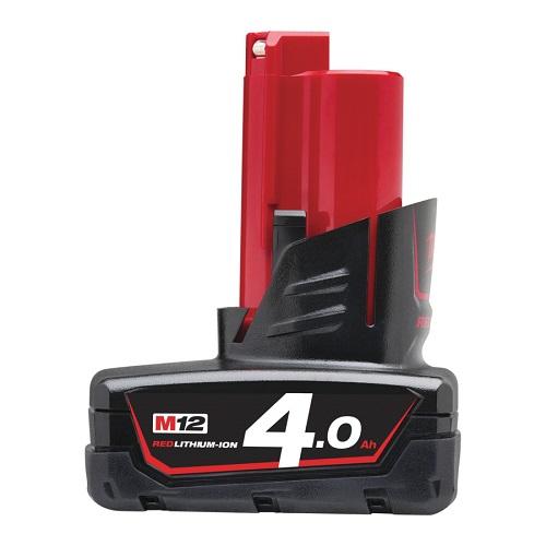 M12™ akumulátor 4,0 Ah M12 B4