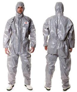4570 Ochranný odev typ 3/4/5/6, šedý, XL