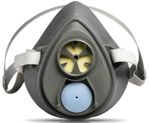 3200 ochrannej masky M / L