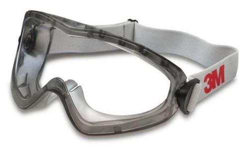 2890 Uzavareté ochranné okuliare s nepriamym odvetrávaním