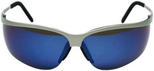 71461-00003CP Okuliare ochranné Metaliks Sport modrý zrkadlo