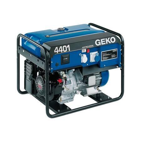 Elektrocentrála 4401 E-AA/HHBA