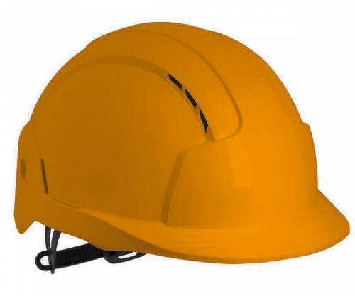 JSP EVO Lite prilba ventilova oranžová
