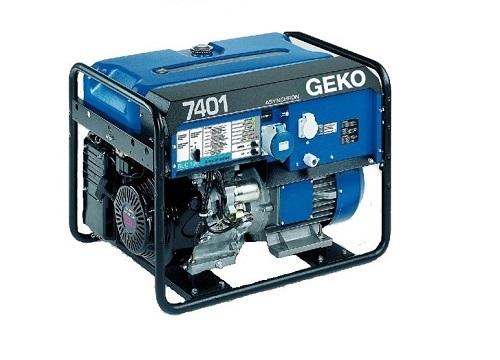Elektrocentrála 7401 E-AA/HEBA