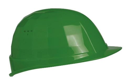 LAS S14 prilba, textil 4b zelená