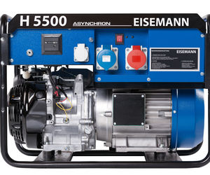 Elektrocentrála H 5500 E