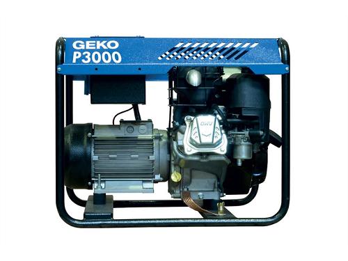 Elektrocentrala P 3000 E-A/SHBA