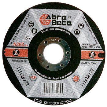 Microdisk 115-1A36N-Inox