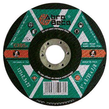 Microdisk 125-1A36N-Inox