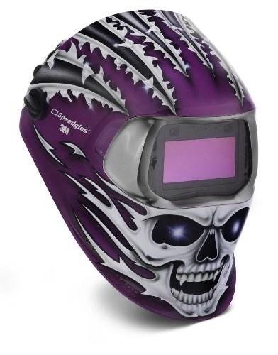 752620 SPEEDGLAS system 100V Ragin Skull