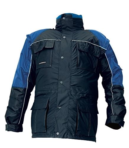 STANMORE zimná bunda royal modrá M