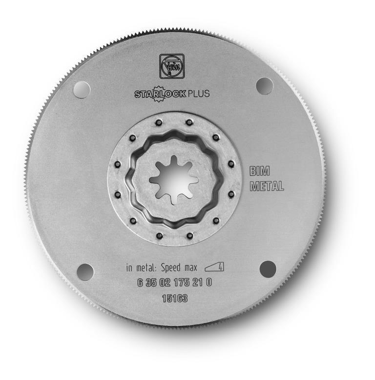 Pilový list SLP kruh BIM D100x0,7 VE1