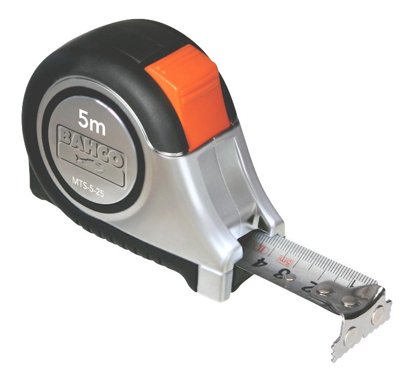 Meracie pásmo nehrdzavejúce 5m MTS-5-25