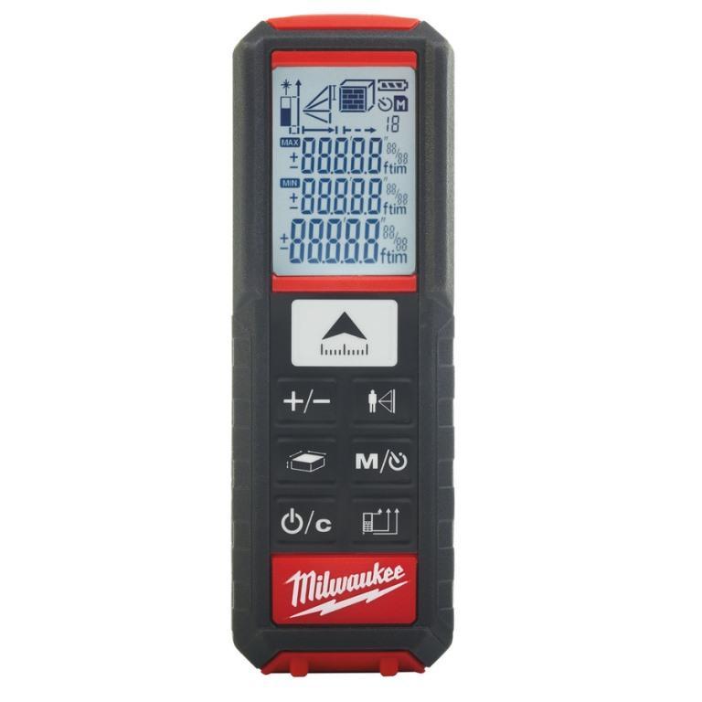 Laserový prístroj na meranie vzdialenosti LDM 50