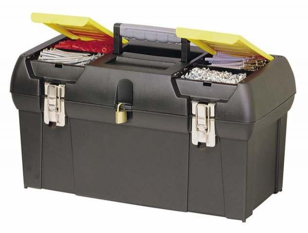 """Box na náradie série 2000 s kovovými zámkami 12,5"""""""