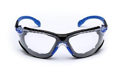 Číre ochranné okuliare SOLUS S110SGAFKT-EU