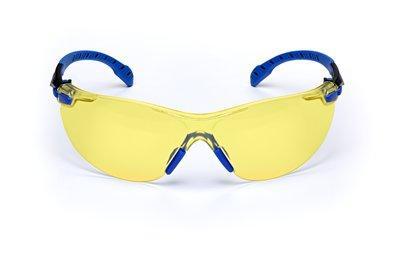 Žlté ochranné okuliare SOLUS S1103SGAF-EU
