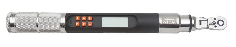 Elektronický momentový kľúč TAW1430