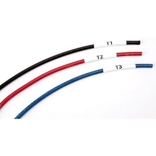Návlečky na označovanie káblov PermaSleeve M21-125-C-342