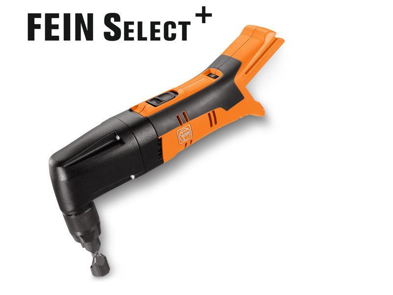 Akumulátorová prestrihovačka ABLK 18 1.6 E Select