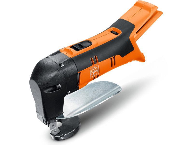 Akumulátorové nožnice na plech ABLS 18 1.6 E Select bez akumulátora
