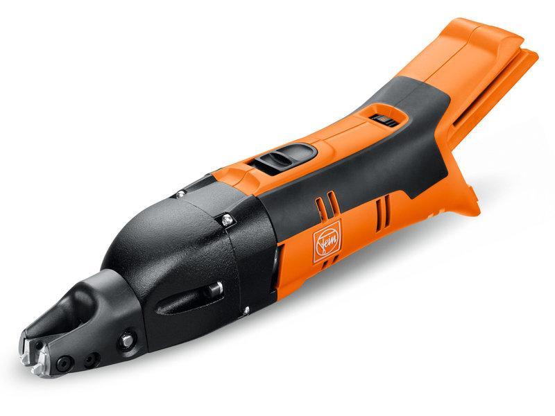 Akumulátorové drážkovacie nožnice ABSS 18 1.6 E bez akumulátora