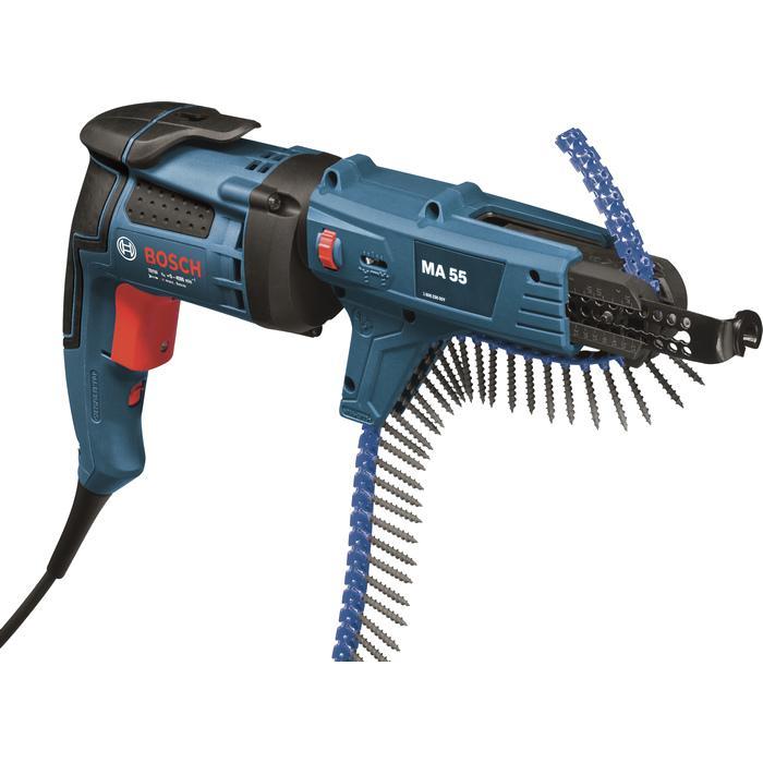 Skrutkovač GSR 6-45 TE Professional