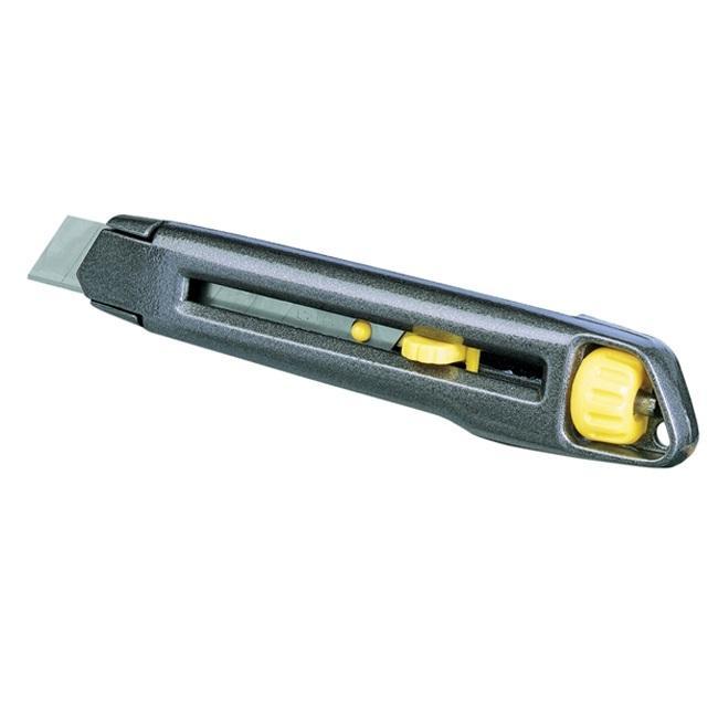 Kovový nôž Interlock s ulamovacou čepeľou,18 mm