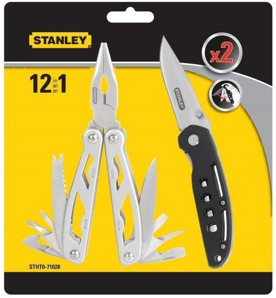 Multitool 12 v 1 vrátane noža