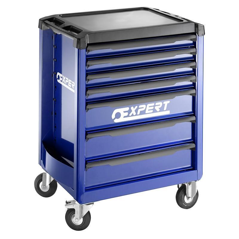 Montážny vozík so 7 zásuvkami
