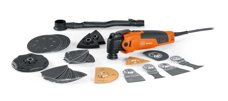 Multifunkčné náradie MultiMaster FMM 350 QSL Promotion