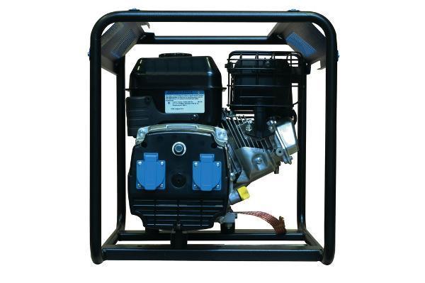 Elektrocentrála BL 3000 E-S/SHBA