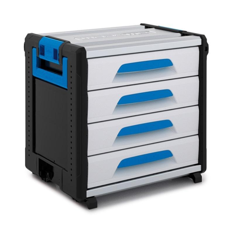 WO 24-500 SBLH 6 - WorkMo modul so 4 zásuvkami