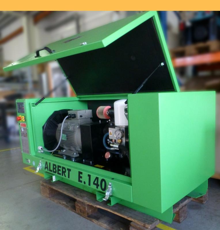 Kompresor ATMOS Albert E140