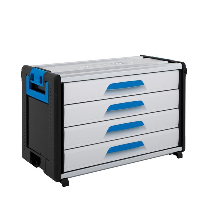 WO 34-500 SBL6 - WorkMo modul so 4 zásuvkami