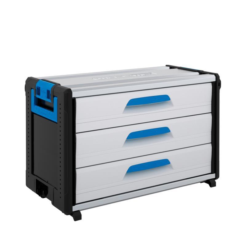WO 34-500 SBL8 - WorkMo modul s 3 zásuvkami