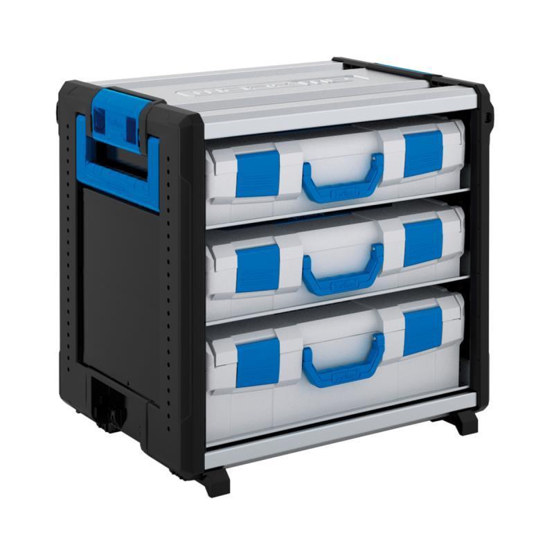 SET WO 24-500 LB2 - WorkMo set s 3 L-BOXX kufríkmi