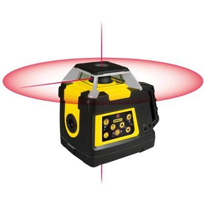 RL HVPW rotačný laser