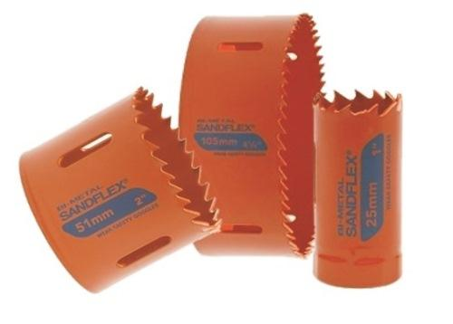 Dierovacie píly SANDFLEX® z bimetalu 3830-121-VIP