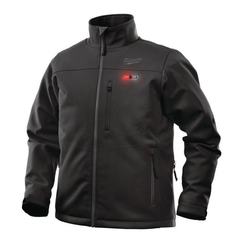 M12™ Prémiová vyhrievaná bunda - čierna HJ BL3-0 L