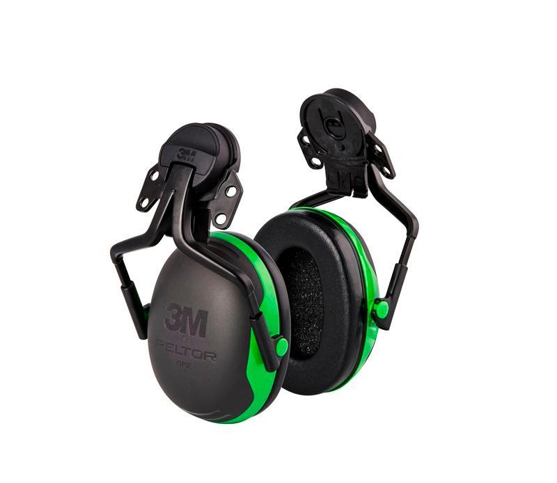 3M PELTOR X1P5E slúchadlový chránič sluchu s DI-EL úchytom na prilbu, 26dB